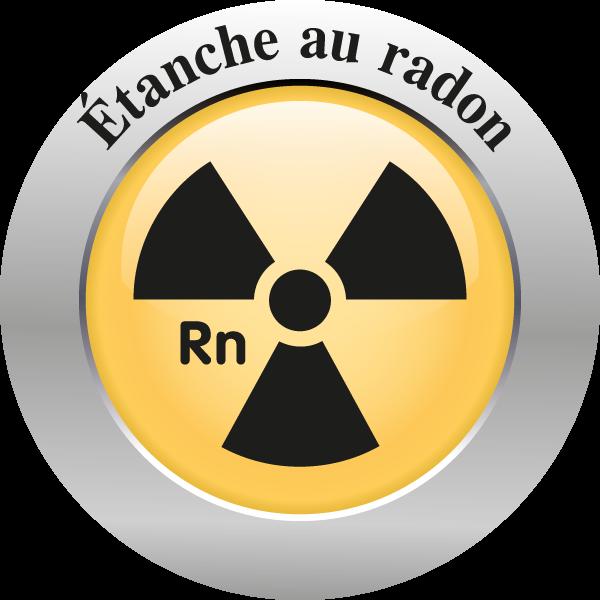 Etanchéité au radon