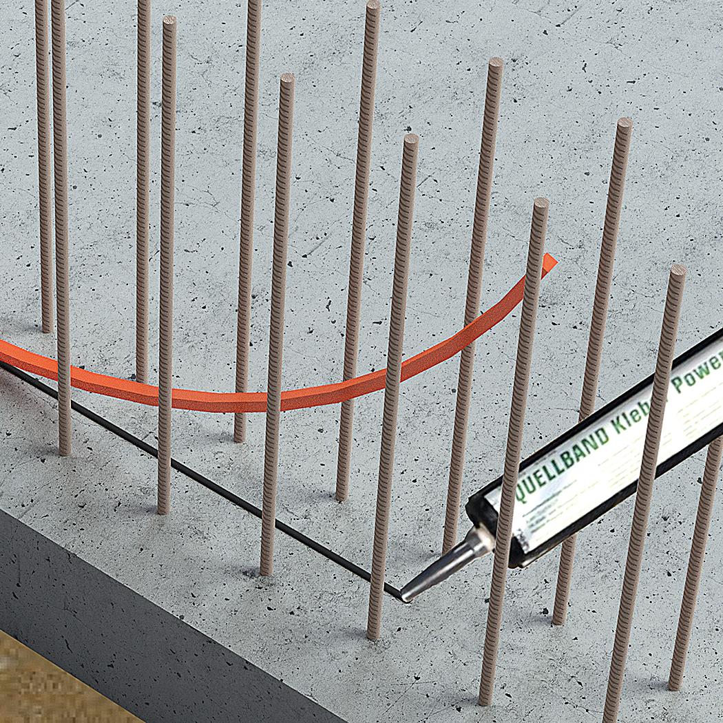 Flowstop Einbau